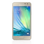 SAMSUNG GALAXY A3 LTE GOLD