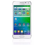 SAMSUNG GALAXY ALPHA WHITE